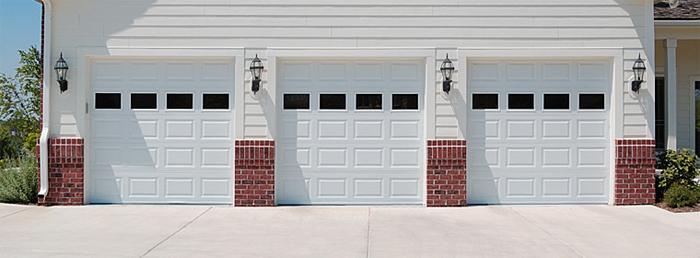 Steel Insulated Residential Garage Door