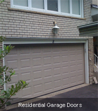 Faith Door Services, Residential Garage Doors